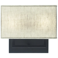 Wildwood Lamps Double Wall Black Sconce 25035