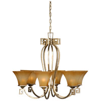 Wildwood Lamps Key To Key Chandelier 25097