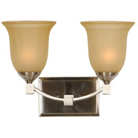 Wildwood Lamps Signature Sconce in Satin Nickel 25100