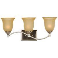 Wildwood Lamps Signature Sconce in Satin Nickel 25101