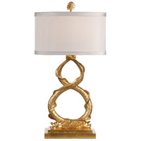 Wildwood Lamps Dahl (Regent) Table Lamp in Regent Finish 26000-2