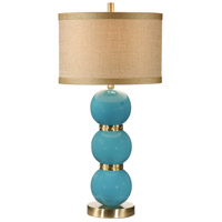 Wildwood Lamps Paloma Table Lamp in Antique Brass Ormdlu 26021-2