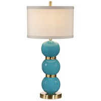 Wildwood Lamps Paloma Table Lamp in Antique Brass Ormdlu 26021