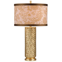 Wildwood Lamps Vivienne Table Lamp in Gilt On Ceramic 26022-2