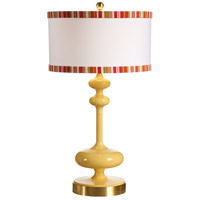Wildwood Lamps Mirabella Table Lamp in Whipped Apricot 26024-2