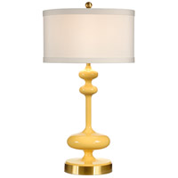Wildwood Lamps Mirabella Table Lamp in Whipped Apricot 26024