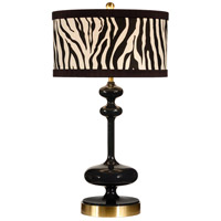 Wildwood Lamps Mirabella Table Lamp in Kettle Black 26029-2