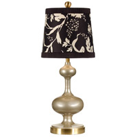 Wildwood Lamps Chloe Table Lamp in Shimmering Bronze 26036-2