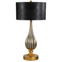 Wildwood Lamps Milan Table Lamp in Hand Finished Composite 26069-2