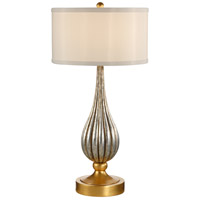 Wildwood Lamps Milan Table Lamp in Hand Finished Composite 26069