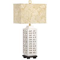 Wildwood 26079-2 Studio W 30 inch 100 watt Fired Ceramic Table Lamp Portable Light