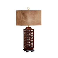 Wildwood Lamps 26080-2 Studio W 30 inch 100 watt Hand Glazed Ceramic Table Lamp Portable Light photo thumbnail