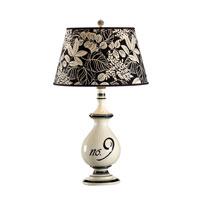 Wildwood Lamps Studio W Onyx Number 9 Marina Lamp - Onyx 26083-2 photo thumbnail