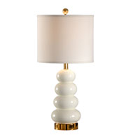 Wildwood Lamps Studio W  Zoe Lamp - Gardenia 26087 photo thumbnail