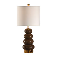 Wildwood Lamps Studio W Zoe Lamp - Espresso 26088 photo thumbnail