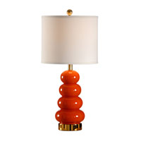 Wildwood Lamps Studio W  Zoe Lamp - Lava 26089