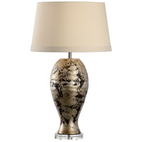 Wildwood Lamps Diana - Silver Table Lamp in Old Silver 27020
