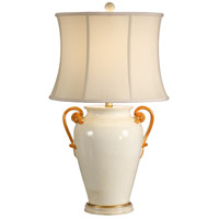 Italia 30 inch 100 watt Hand Made Tuscan Ceramic Table Lamp Portable Light