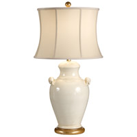 Italia 33 inch 100 watt Hand Made Tuscan Ceramic Table Lamp Portable Light