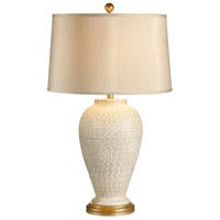 Italia 34 inch 100 watt Hand Textured Table Lamp Portable Light