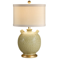 Italia 27 inch 100 watt Hand Textured Table Lamp Portable Light