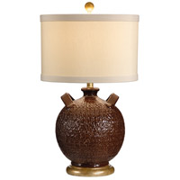 Wildwood Lamps Nunzio Table Lamp in Florentine Ceramic 27524