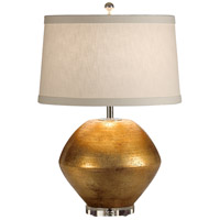 Wildwood Lamps Fiametta - Gold Table Lamp in Hand Made And Finished 27534