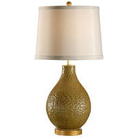 Wildwood Lamps Italia 1 Light Capri Lamp-Green 27538