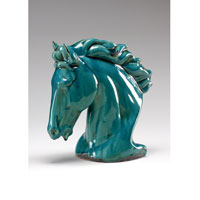 Wildwood Lamps Casual Ceramic/Porcelain Horse -  292431