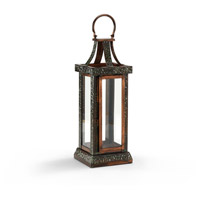 Wildwood Lamps Casual Lanterna (Small) Brass And Aluminum Decorative Accessory in Old Verdi 292475