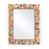 Wildwood Lamps Coastal Shell Frame Mirror 292654