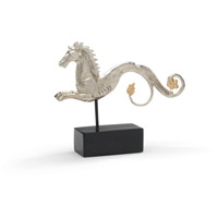 Wildwood Lamps Decorum by Mary Taylor Horse Hand Finished Cast Alloy Decorative Accessory in Handed Cast Alloy 294258