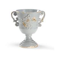 Wildwood Lamps Decorum Handled Vase in Antique Glazed Euroceramic 294453