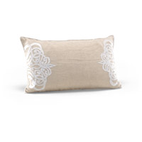 Wildwood Lamps 294701 Decorum By Mary Taylor Wheat Linen Pillow photo thumbnail