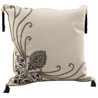 Wildwood Lamps Decorum by Mary Taylor Embellished Leaf Pillow Decorative Accessory 294720