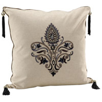 Wildwood Lamps Decorum by Mary Taylor Embell/Leaf Medallion Pillow Decorative Accessory 294721