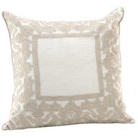 Wildwood Lamps Decorum by Mary Taylor Brocade Embroidered Piilow Decorative Accessory 294736
