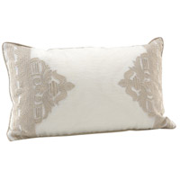 Wildwood Lamps Decorum by Mary Taylor Brocade Embroidered Pillow Decorative Accessory 294738