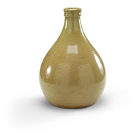 Italia Scavo Glaze In Green Ceramic Porcelain Accessory