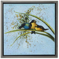 Wildwood 295516 Songbirds 23 X 23 inch Oil Painting