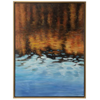 Wildwood 295518 Echo 60 X 45 inch Oil Painting
