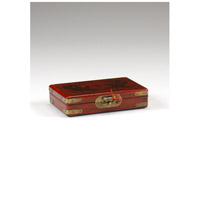 Wildwood Lamps 300195 WM 8 inch Hand Painted Box
