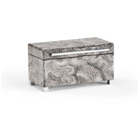 Wildwood Lamps 300693 WM 10 X 5 inch Polished Nickel Box