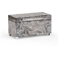 Wildwood 300694 WM 12 X 6 inch Polished Nickel Box