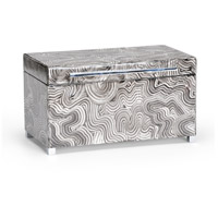 Wildwood 300695 WM 14 X 8 inch Polished Nickel Box