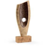 Wildwood Lamps Scoop Carving 300734