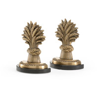 Wildwood Lamps Wheat Bookends (Pair) 300749