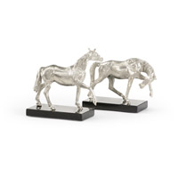 Wildwood Lamps Horses (Pair) 300756