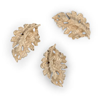 Wildwood Lamps Fallen Leaves (Set 3) 300761