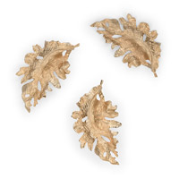 Wildwood Lamps Fallen Leaves (Set 3) 300762